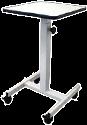 Reflecta Carrello per proiettore Dino - Carrello per proiettore - 100 cm- Bianco