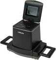 reflecta x120 Scan - Scanner - USB 2.0 - Nero