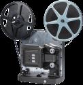 Reflecta Super 8 - Scanner - Full HD - Grigio