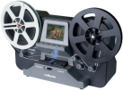 reflecta Super 8 / Normal 8 - Scanner per pellicole - USB 2.0 - Grigio