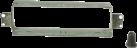 RTA 000.170-0 - Pour Daewoo Lanos/Leganza/Matiz/Nubira - Acier inoxydable
