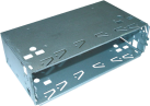 Axe encastrable aiv* - Fente d'installation ISO - Alpine - Argent * Assemblage, intégration et vérification (AIV), procédure méthodique pour la vérification des structures (aérospatiales)