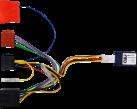 aiv Adapter Kabel ISO - Für MERCEDES-BENZ/BMW - Schwarz