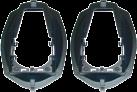 aiv Lautsprecher Montage Adapter - Für BMW - Schwarz
