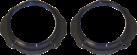 aiv Lautsprecher Montage Adapter - Für Ford C-MAX - Schwarz