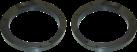 aiv Lautsprecher Montage Adapter - Für MERCEDES-BENZ E CLASS W210 (1995-2002) - Schwarz