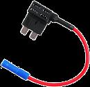 aiv Adaptateur fusible plat Dual - Avec abgriff - Multicouleur