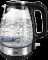 mia EW 3683 Wasserkocher Aqua Glass
