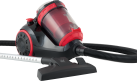 mia BS 5562TH - aspirateur - 1000 watts - noir/rouge
