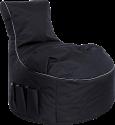 Gamewarez Cosmic Lightning - Gaming Seatbag - Nero/Argento/Grigio