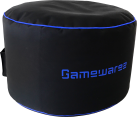 Gamewarez Arctic Station - Gaming Station - Nero/Blu