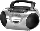 soundmaster SCD5350SI, silber