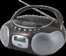 soundmaster SCD4200BR, braun