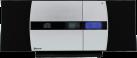 soundmaster DISC 5000 - Stereo-Anlage - Bluetooth - Schwarz/Silber