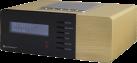 soundmaster UR180 - Uhrenradio - DAB+ - Hellbraun