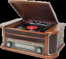 soundmaster NR540 - Nostalgie Stereo-Musikcenter - Encoding Funktion - Braun