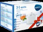 BRITA Maxtra Filterkartuschen 3er-Pack + 1