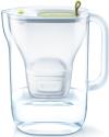BRITA fill&enjoy Style - Wasserfilter - Füllmenge/Fassungsvermögen 2.4 Liter - Grün
