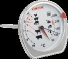 LEIFHEIT - Braten-/Ofenthermometer - Weiss