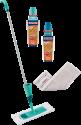 LEIFHEIT Set CARE & PROTECT - Für geöltes/gewachstes Parkett - 5-teilig