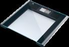 SOEHNLE Solar Sense - Bilancia in bagno - Display LCD - Nero
