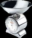 SOEHNLE 650030 - Küchenwaage - Bis 5 kg - Chrom