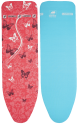 LEIFHEIT Perfect Steam Air Board Express L - Rouge/Bleu