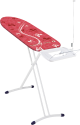 LEIFHEIT Bügeltisch Air Board Express L Solid - 130 x 38 cm - Rot