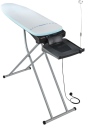 LEIFHEIT Air Active M - Table à repasser - 118 x 38 cm - Gris