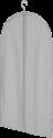 LEIFHEIT Kleiderhülle - Kurz - Grau
