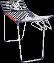 LEIFHEIT Pegasus 200 Solid Comfort - Standtrockner, Blau