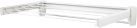 LEIFHEIT Telegant 36 Protect Plus - Wandtrockner, Weiss