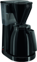 Melitta Easy Therm - Machine à café filtre - 1 l - Noir
