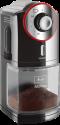 Melitta Molino® - Kaffeemühle - 100 W - Schwarz/Rot