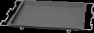 KAISER Delicious - Multi Vario-Herdbackblech - 33 x 41-51 cm - Schwarz