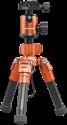 CULLMANN MUNDO 518T - Dreibeinstativ - Aluminium-Kugelkopf - Orange