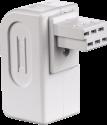 hama T+T-Verteiler, T+T-Stecker - T+T-Kupplung + Modularkupplung 6p4c