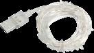hama Guirlande lumineuse à LED USB - Blanc