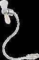 Hama USB-Ventilator - Mit Uhrzeitanzeige  - Silber
