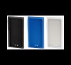 hama Set di 3 casi Sport Case per iPod nano 7G, transparente/nero/blu