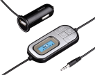 hama Auto-Scan - Transmitter - 3.5-mm-Klinkenanschluss - Schwarz