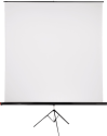 hama Tripod Screen - Beamer Leinwand - 200x200 cm - Weiss