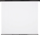 hama Slim - Leinwand - 175 x 175 cm - Weiss