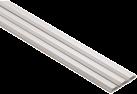 hama Cache-câbles en PVC, blanc