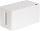 hama Kabelbox Mini, weiss