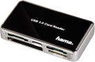 hama USB-3.0-SuperSpeed-Kartenleser All in One