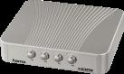 hama P-410 - Commutateur HDMI - Pour une qualité haute résolution Full HD de 1920 x 1080 pixels - Argent