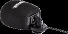 hama SM-17 - Stereo-Mikrofon - 4 Mikrofonkapseln - Schwarz