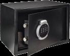 hama EP-250 - Coffre-fort électronique - Noir
