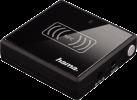 hama Bluetooth-4.0-Audio-Empfänger - 10 m - Schwarz